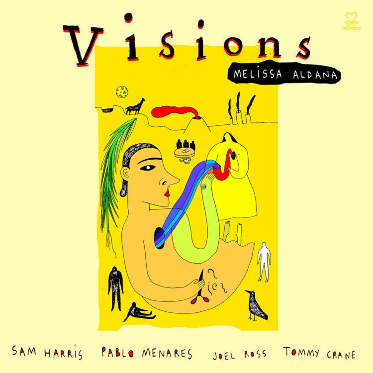 Melissa Aldana Visions
